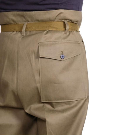 UNITUS Railroader Pants(Olive)