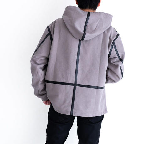 DISCOVERED B-7 PULL PARKA(GRAY)