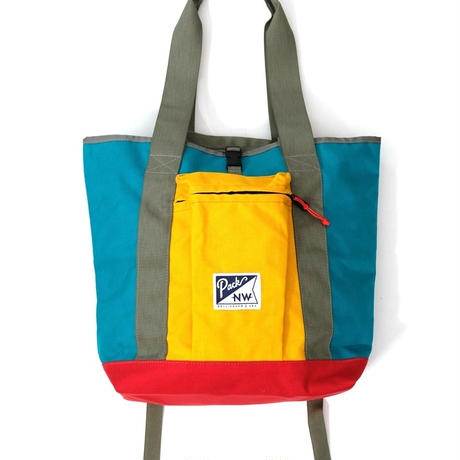 Pack NW Large Hobo Tote(MULTI)