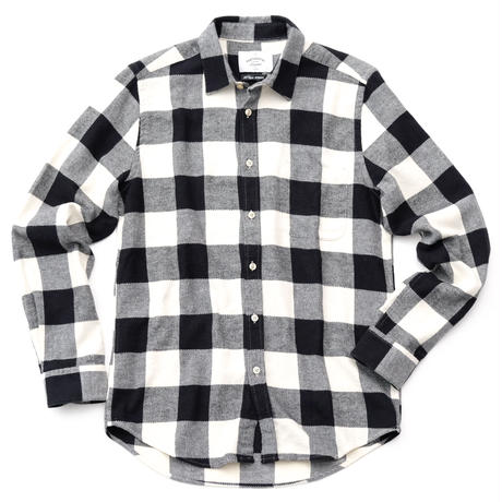 PORTUGUESE Flannel Flannel Shirt(BLACK CHECK)