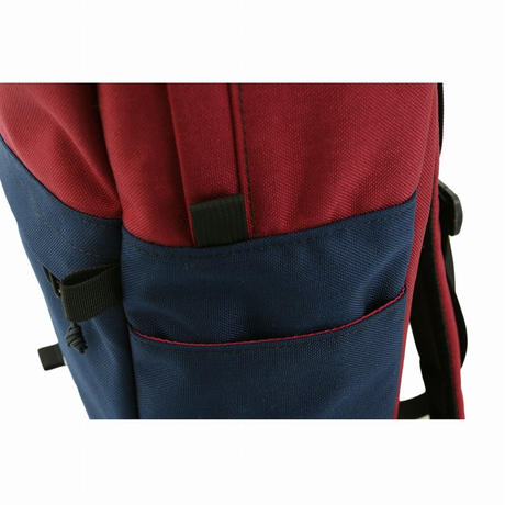 Pack NW Edison Daypack(RED×NAVY)