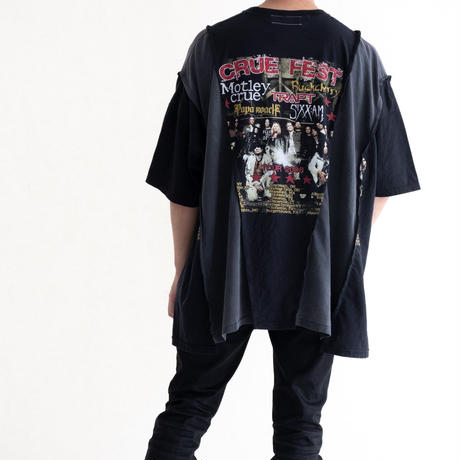 DISCOVERED WIDE BAND TEE 21AW(#2)