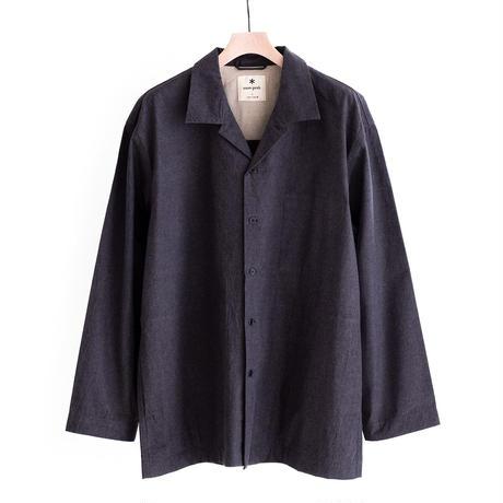 Snow Peak BAFU Cloth Shirt Jacket(Gray)