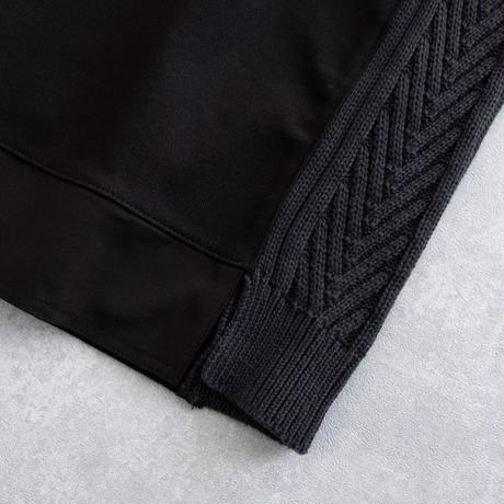 DISCOVERED OTHER CLOTH CUTSEW(BLACK)