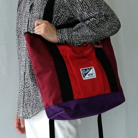Pack NW Large Hobo Tote(RED)