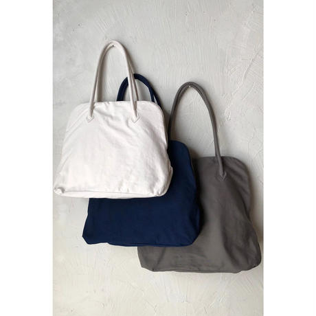 【WOMEN'S】THE FACTORY シルババッグL(O.White/Navy/Gray/Antique Rose/Light Green)