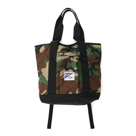 Pack NW Large Hobo Tote(GREEN CAMOUFLAGE)