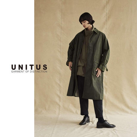 UNITUS Massive Coat Wax(Olive)