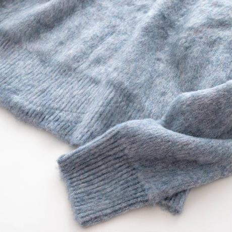 UNITUS Lazy Napping Knit(Sax)