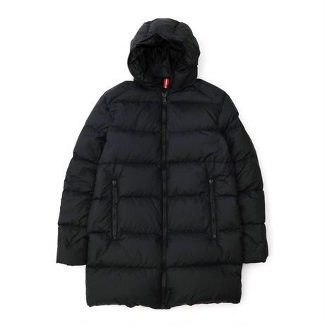 HYDROGEN LONG DOWN JACKET HYDROGEN BY DUVETICA(BLACK)