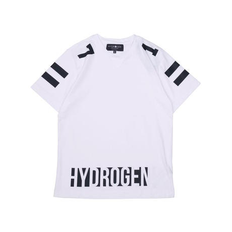 HYDROGEN HOCKEY T-SHIRT(WHITE)
