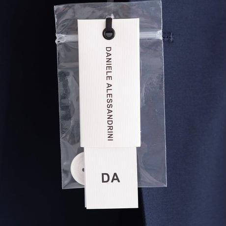 DANIELE ALESSANDRINI GIACCA RING SF BANDA(NAVY)