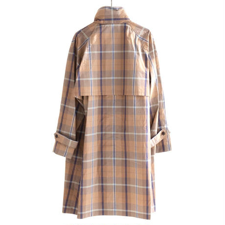 UNITUS Medical Gawn Coat(Brown×Blue)