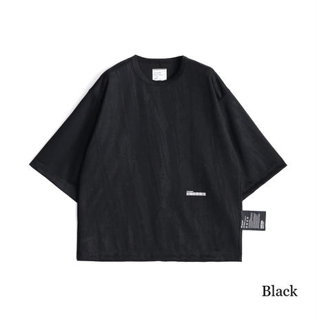 SHAREEF BRUSH LINE JQ S/S BIG-T(Black)