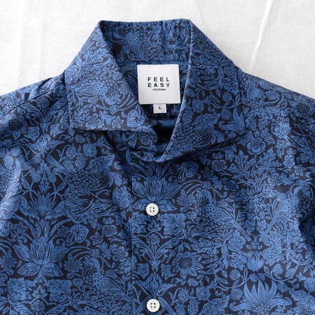 FEEL EASY ORIGINAL LIBERTY PRINT SHIRT(#13)