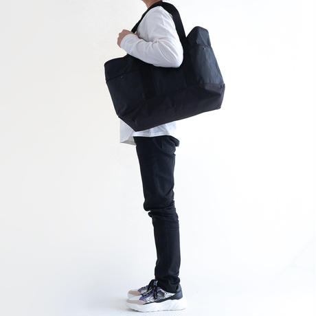 Snow Peak X-Pac Nylon Totebag(Black)