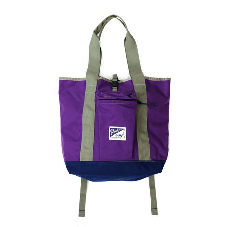 Pack NW Large Hobo Tote(PURPLE)