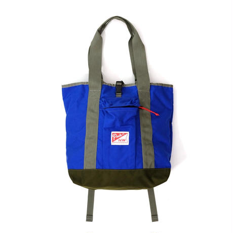Pack NW Large Hobo Tote(BLUE)