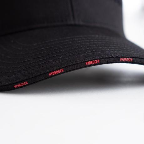 HYDROGEN ICON CAP(BLACK)