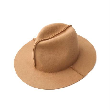 Iroquois FELT HAT(BEIGE)