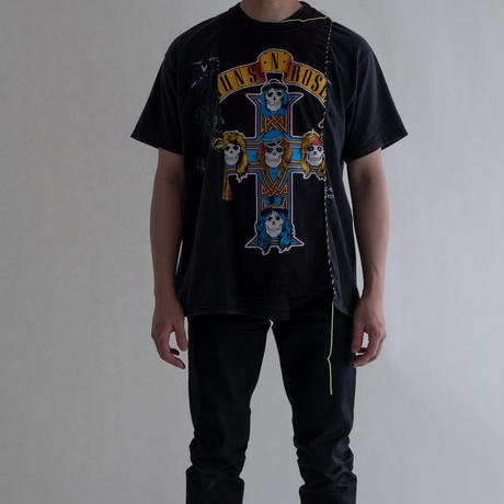 DISCOVERED I stitch Band Tee(#1)