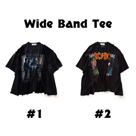 DISCOVERED Wide Band Tee(#2)