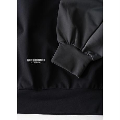 SHAREEF NY SWEAT HOODIE(Black)