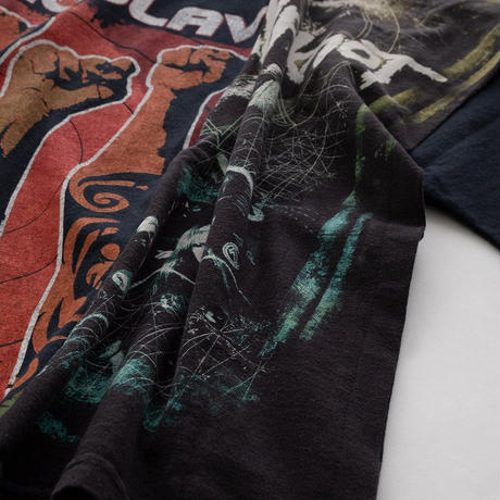 DISCOVERED Layered Band Tee(#2)