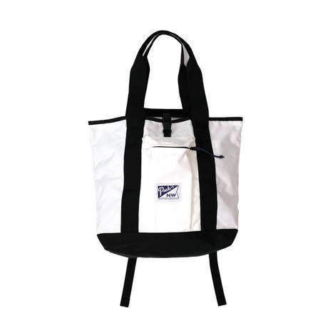 Pack NW Large Hobo Tote(WHITE)