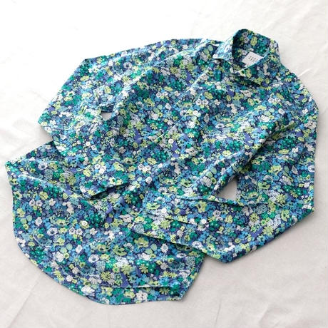FEEL EASY ORIGINAL LIBERTY PRINT SHIRT(#3)