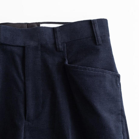 nuterm L-Pocket Trousers(Navy)