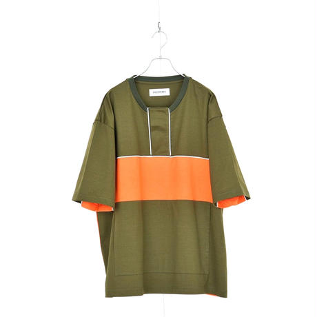 DISCOVERED ANORAK CUTSEWN(KHAKI)