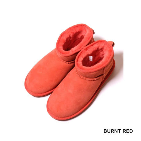 【WOMEN'S】 EMU Austraria Stinger Micro(BURNT RED)