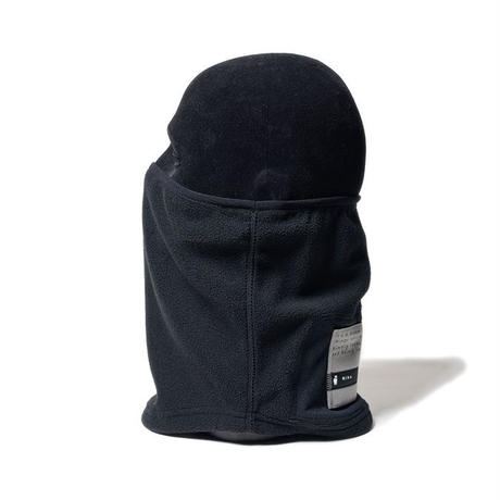 MofM(man of moods) FLEECE-NECK WARMER(BLACK)
