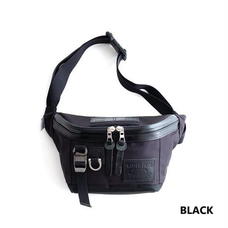 master-piece POTENTIAL ver.2 ウエストバッグ(BLACK)