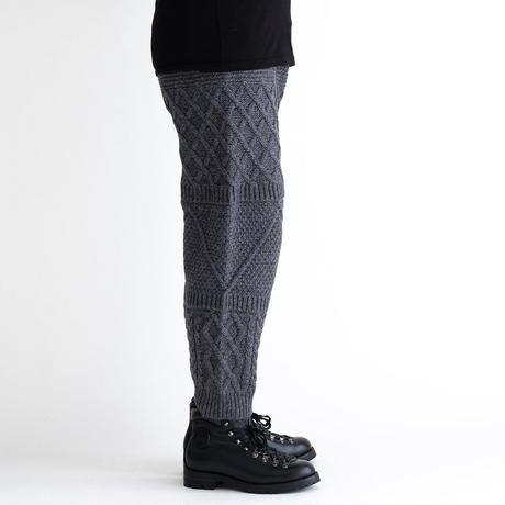 Snow Peak Alpaca Knit Pants(Gray)