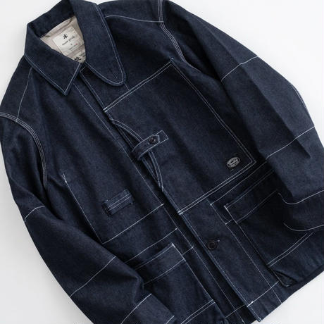 Snow Peak TAKIBI Denim Jacket(Indigo)