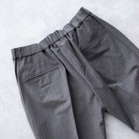 DISCOVERED RIB PANTS(GRAY)