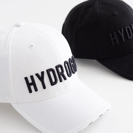 HYDROGEN ICON CAP(WHITE)
