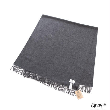 THE INOUE BROTHERS×Snow Peak Large Stole(Gray)