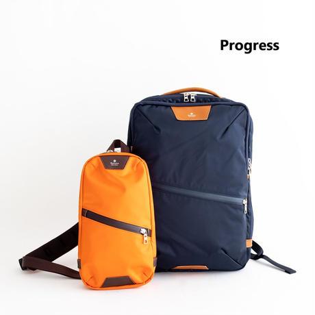 master-piece Progress スリングバッグ(BLACK)