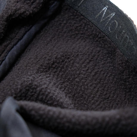MofM(man of moods) スウェットパンツ TYPE1(BLACK×GRAY)
