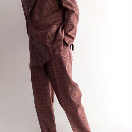 UNITUS Easy Dress Pant Plaid Check(Plaid Check)