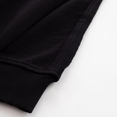 HYDROGEN CHUPA CHUPS CREWNECK SWEATSHIRT(BLACK)