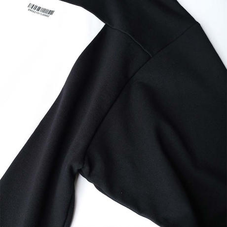 SHAREEF SWITCHING BIG HOODIE(Black)