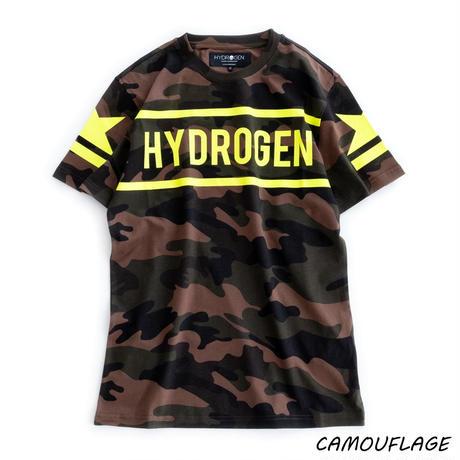 HYDROGEN HYDROGEN TEE(CAMOUFLAGE)