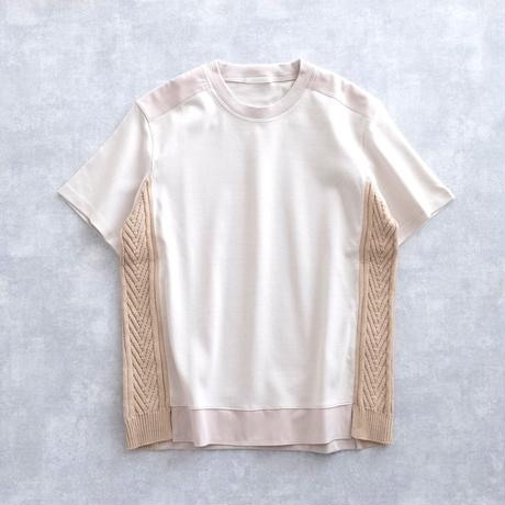 DISCOVERED OTHER CLOTH CUTSEW(BEIGE)
