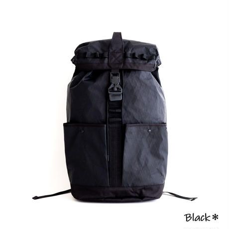 Snow Peak X-Pac Nylon Bonsack(Black)