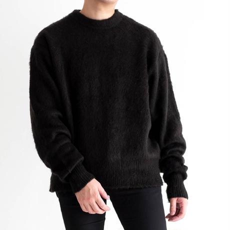 UNITUS Lazy Napping Knit(Black)