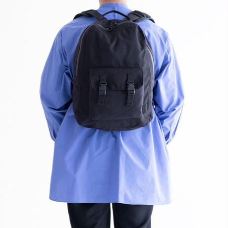 C6 Amino Backpack Canvas(Black)
